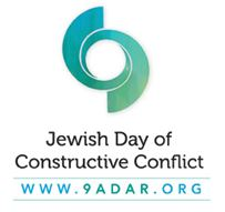 Jewish- Day Constructive Conflict-logo