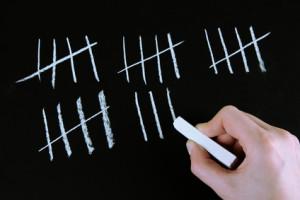 Counting on Blackboard