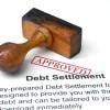 Debt settlement - approved