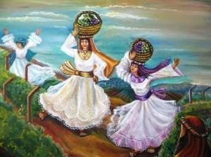 Tu B'Av Dancing