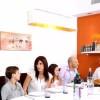 Sitting at Shabbat Table