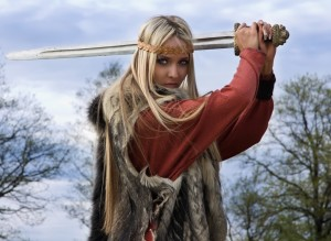Woman Sword Warrior