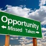 Opportunity Missed or Taken