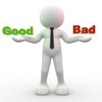 Choosing Good or Bad