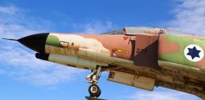IDF F-4E Phantom II