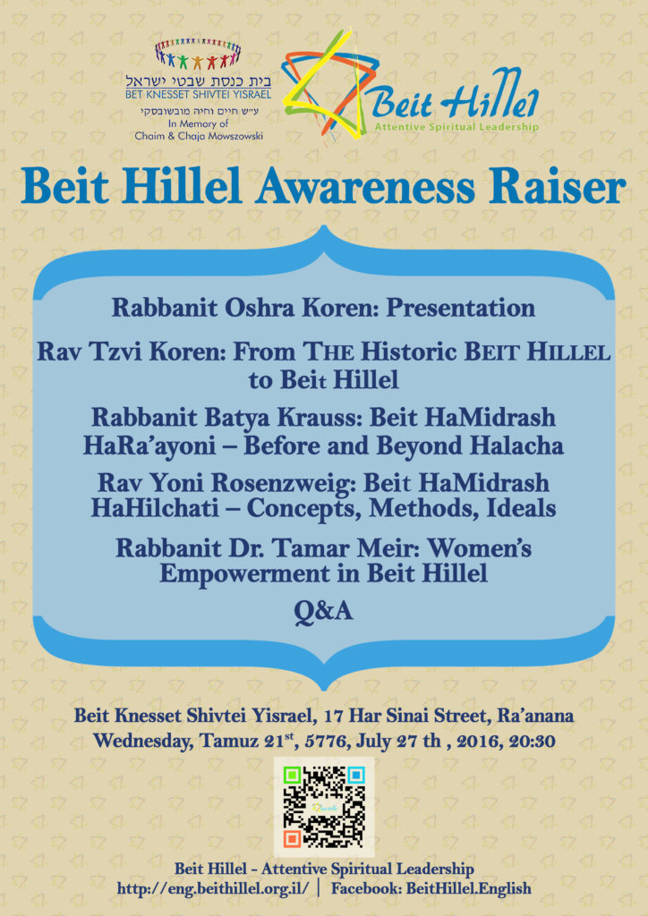 BH Awareness Raiser